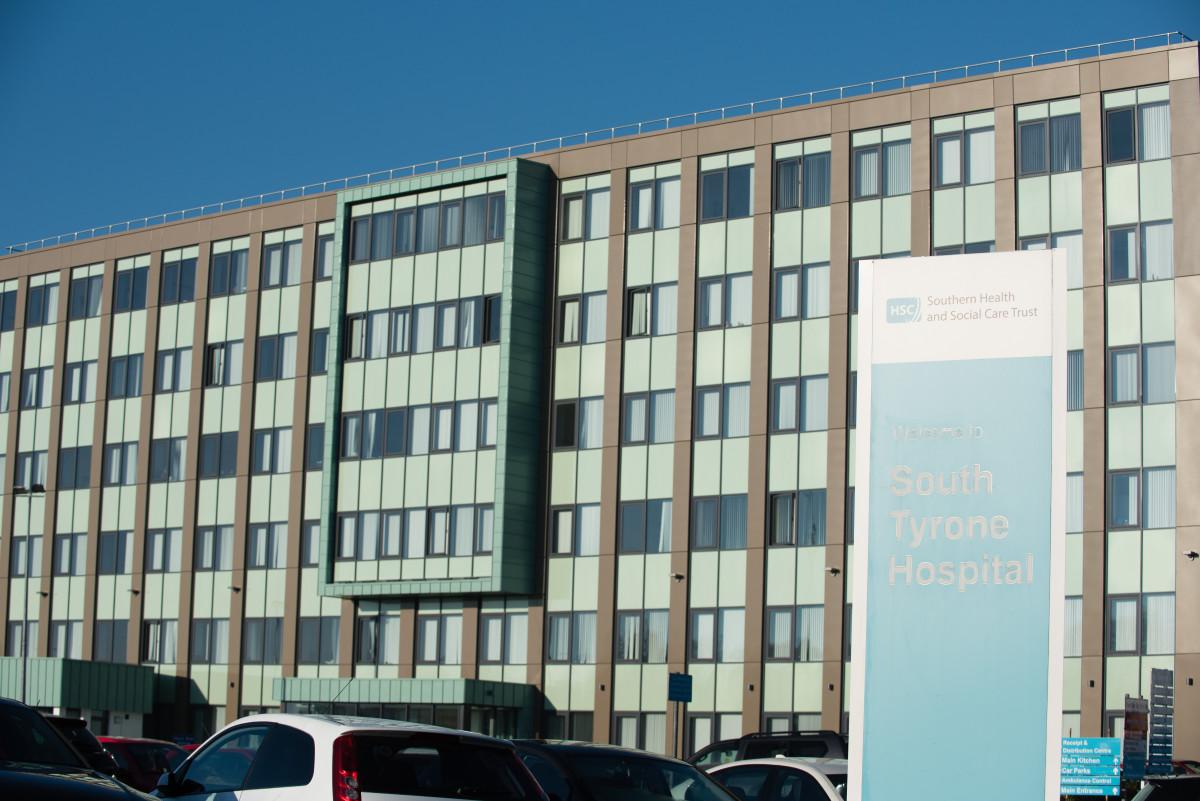 South Tyrone Hospital Dungannon Brendan Loughran Amp Sons Ltd