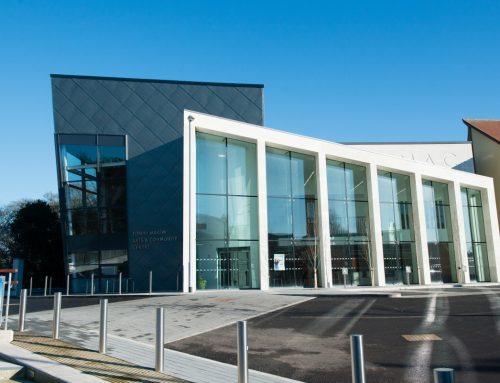 New Community & Arts Building, Keady