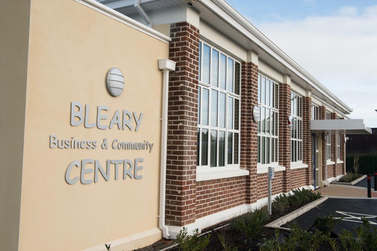 Bleary Creative Community Centre, Lurgan